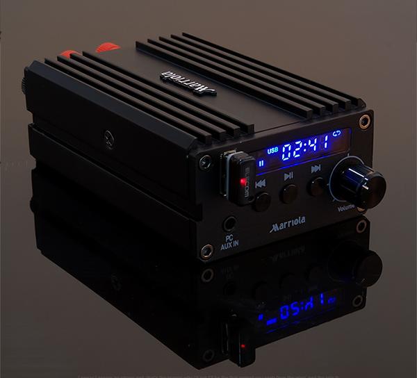 MRO-2   USB   MINI AMP